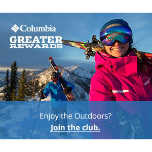 Columbia Greater Rewards